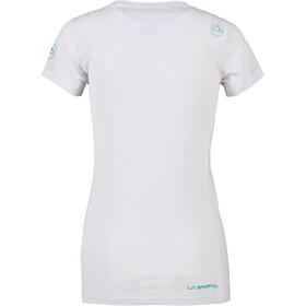 La Sportiva Cubic Camiseta Mujer, white